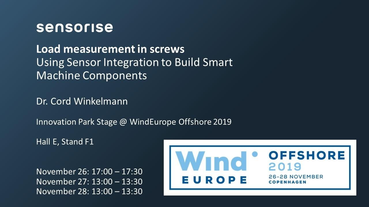 Sharepic WindEurope Vortrag